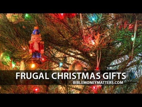 100 Frugal Gifts You Can Give This Christmas