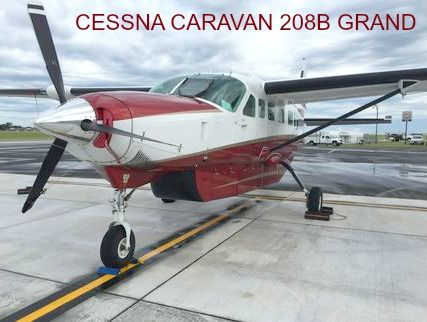 #FeaturedListing Cessna Caravan 208B Grand available at trade-a-plane.com.