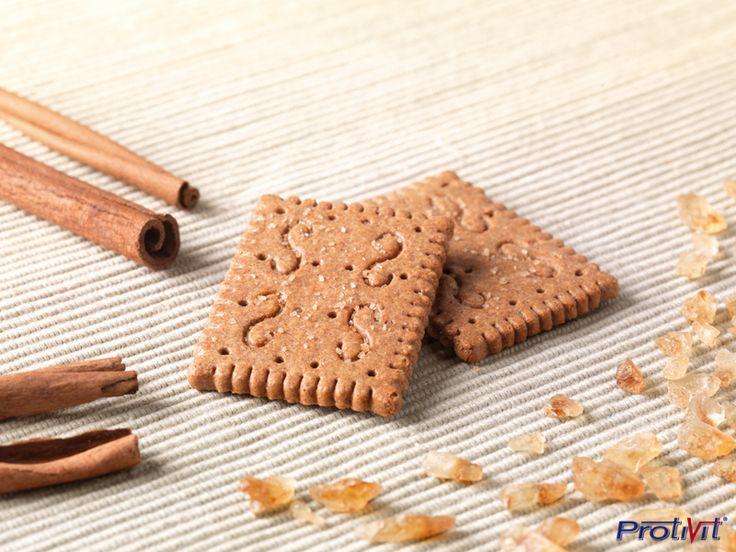Biscotti alla cannella e zucchero bruno, dal sapore autunnale!   #ProtiVit #eatclean #dietaproteica #helthyfood #dieta #prodottiproteici  #healthy #salute #benessere #dimagrimento