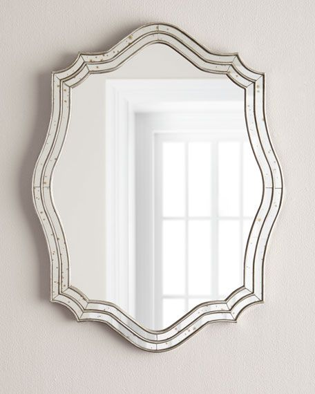 Existing Master Gannon Framed Mirror