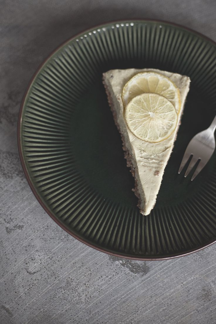 raw key lime pie // by Wij Zijn Kees // www.ilovesla.com