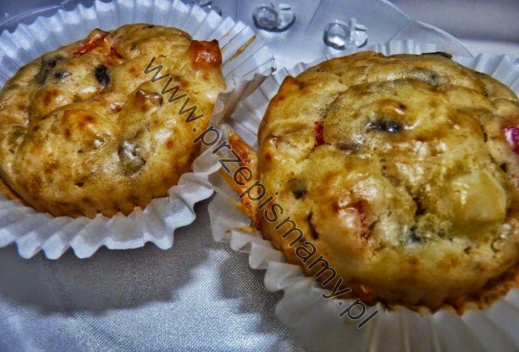 www.przepismamy.pl: Muffinki na słono