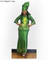 Традиционная одежда Западной Африки и мода, ей вдохновленная - Красота, вдохновленная природой
