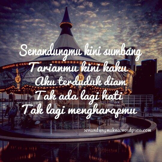 Tak lagi berharap #quotes #puisi #Indonesia