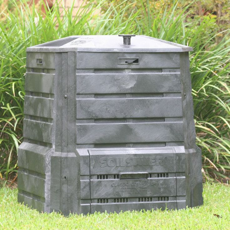 3 Compost Bins For Small Spaces