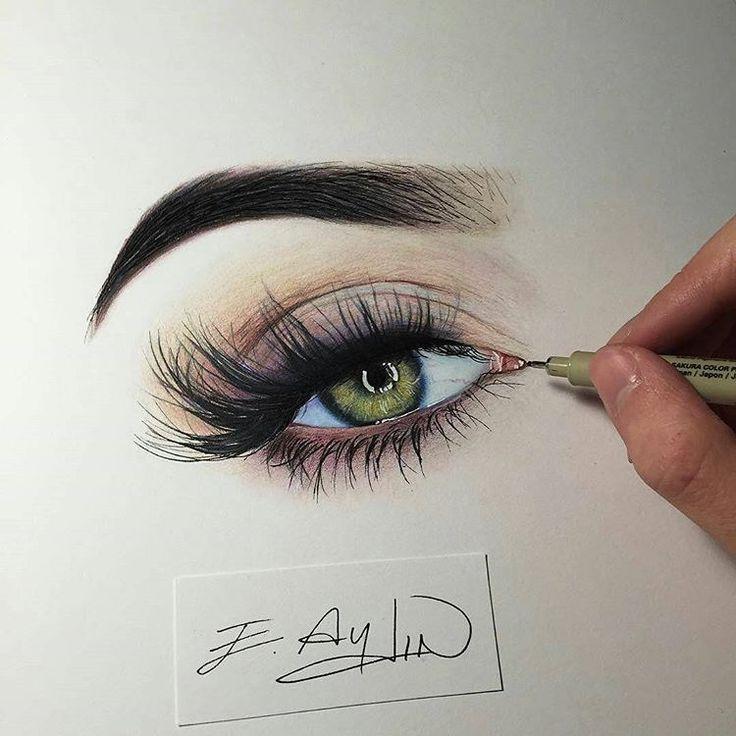 12+ Astounding Learn To Draw Eyes Ideas