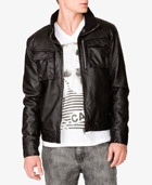 Leather Jacket and/or Pea Coat