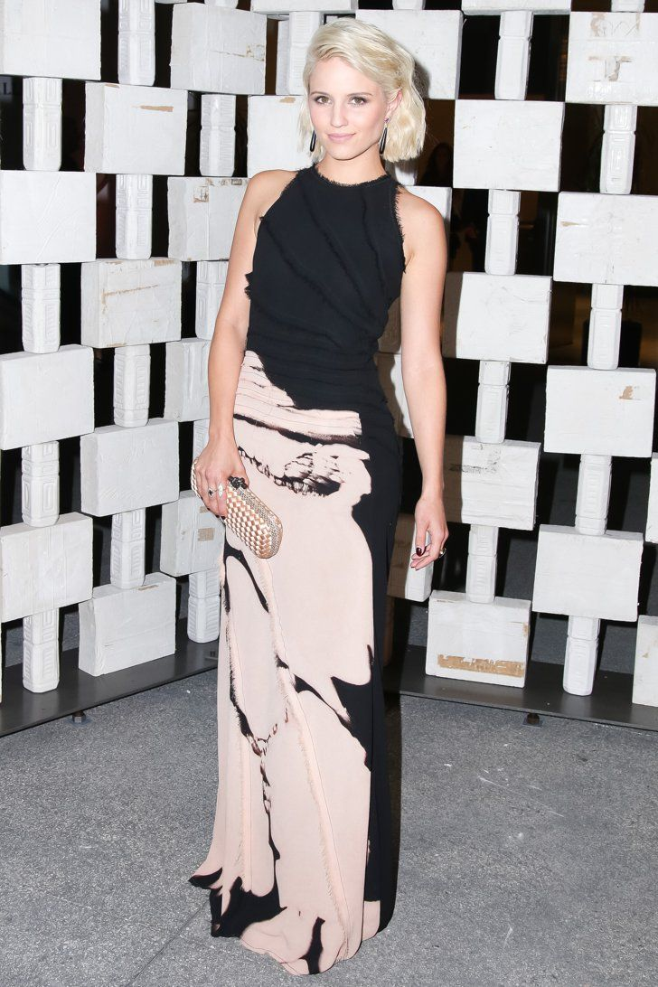 Pin for Later: Anyone Who's Anyone Was in Chanel Last Night Dianna Agron Dianna Agron in Bottega Veneta at the Hammer Museum's 12th annual Gala in the Garden.