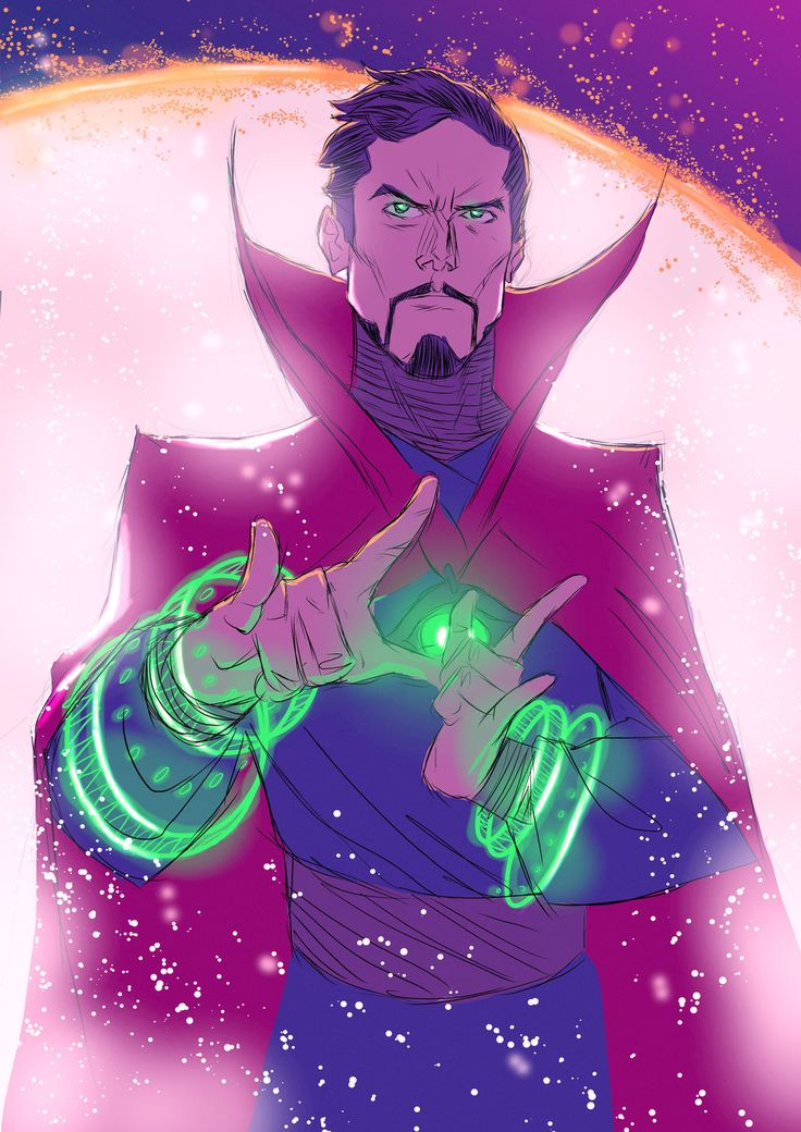 Doctor Strange || It's a kind of magic!