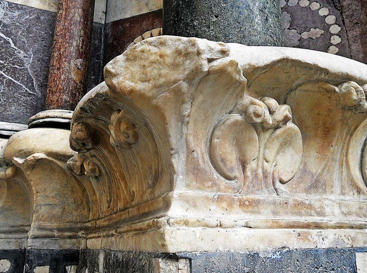 San Lorenzo Cathedral, Genoa. Detail by marilenavaccarini
