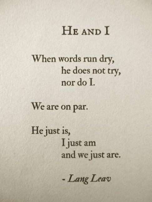 {love @Lang Hudepohl Leav's poetry!}