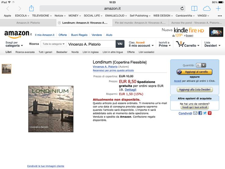 http://www.amazon.it/Londinum-Vincenzo-A-Pistorio/dp/8891122912/ref=sr_1_4?ie=UTF8&qid=1382952228&sr=8-4&keywords=vincenzo+a.+pistorio