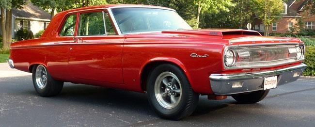 1965 Dodge Hemi Coronet A-990 W01