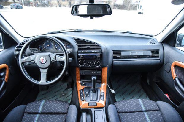 1994 Alpina B3 3 0 1 Alpina Bmw E36 Limited Slip Differential