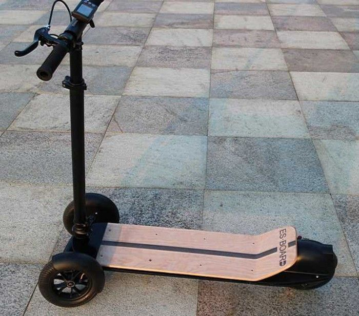 new product 3 wheels electric scooter electric bike motor skateboard