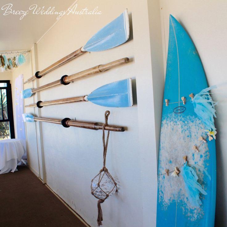 Kingscliff Surf Club is a perfect place for a small beach themed reception #breezeweddings #kingscliff #reception #locations #kingscliffslsc #beachtheme #surfboard #seatingplan #wedding #ideas #морскаятематика #свадьба #идеидлясвадьбы #серфинг #австралия