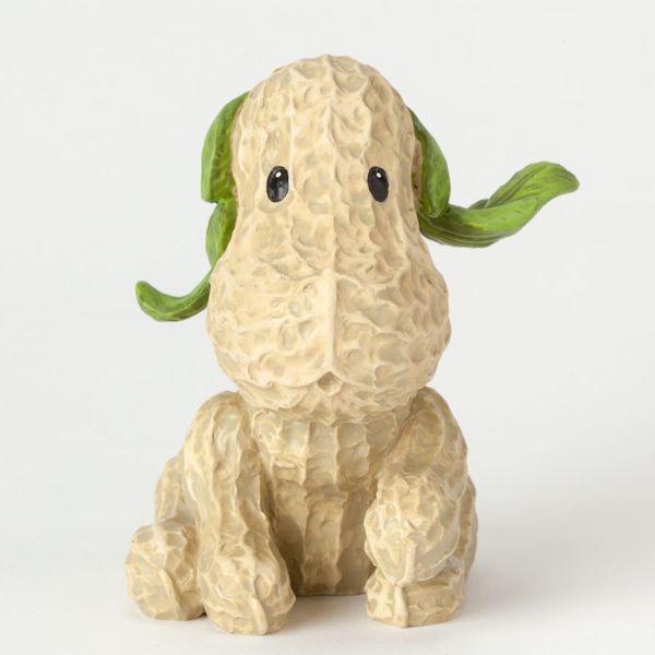 Home Grown Veggie Animal Figurine - Peanut Pup