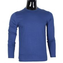 T-shirt pour homme coupe cintrée et Col rond manche longue