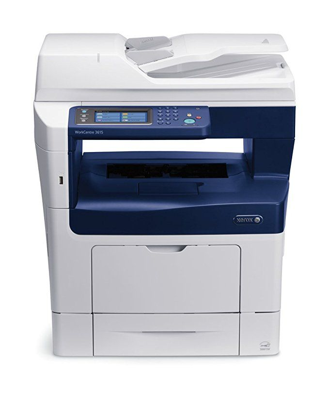 Xerox Workcentre 3615 Dn Monochrome Laser Multifunction Printer