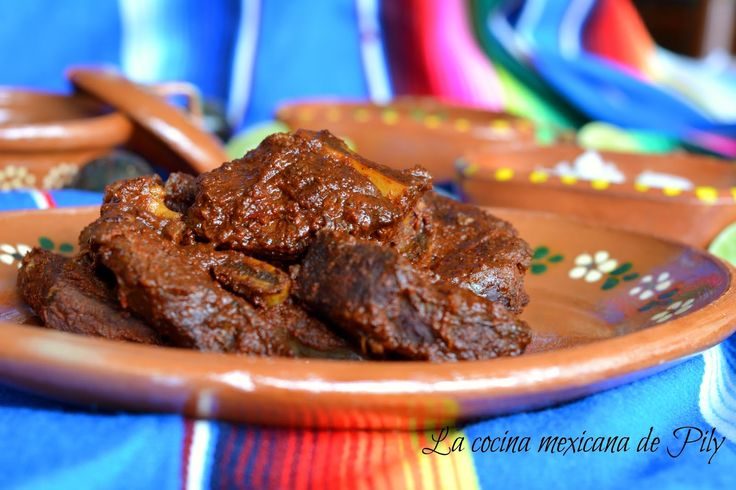 Birria Tatemada estilo Jalisco (Roast Goat from Jalisco, Mexico)   recipe is in Spanish