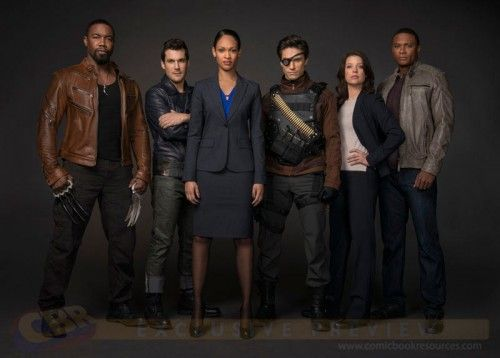 """EXCLUSIVE: Amanda Waller Unleashes the Suicide Squad on """"Arrow"""" - Comic Book Resources"""