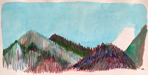 landscape01 on Behance