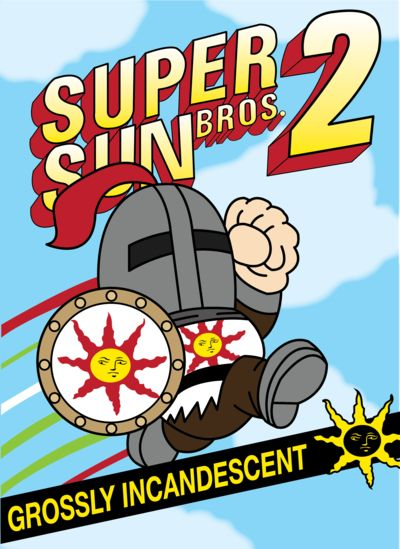 If Only Dark Souls 2 Would Be So Grossly Incandescent