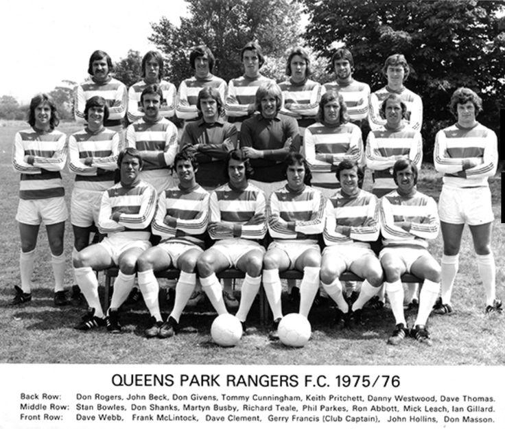 Great side...so near , yet so far 1975/76