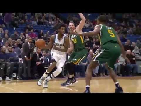 Minnesota Timberwolves vs Utah Jazz Full Game Replay NBA Games Today jan 7  17