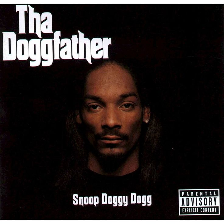 Snoop Dogg - Tha Doggfather [Explicit Lyrics] (CD)