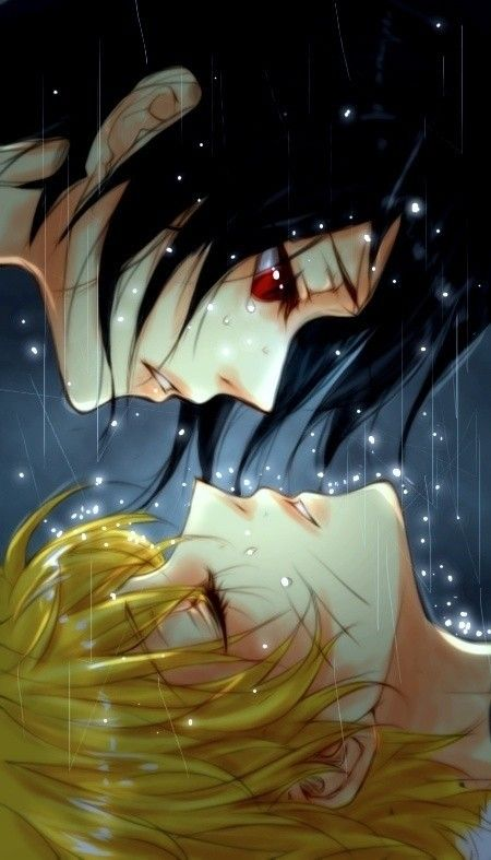My world does not allow you to disappear, no matter the ending is perfect Zuo Ming - Naruto and Sasuke