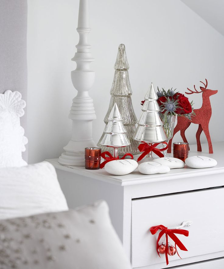 Bon Christmas Bedroom Decorating Ideas