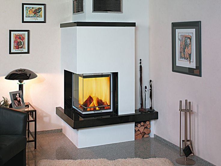 Las 25 mejores ideas sobre chimenea esquina en pinterest - Chimenea en esquina ...
