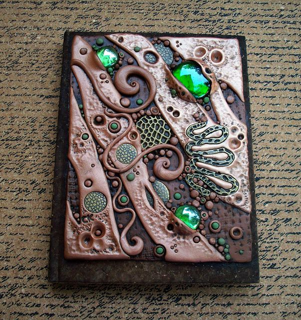 Custom Journal by MandarinMoon, via Flickr - as always, fabulous!