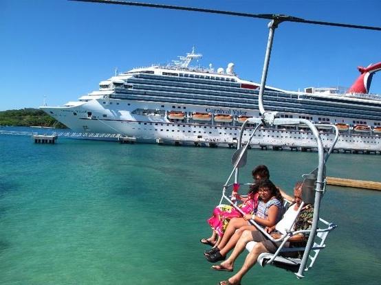 Have Done Mahogany Bay Ski Lift Pics Of 2015 Cruise