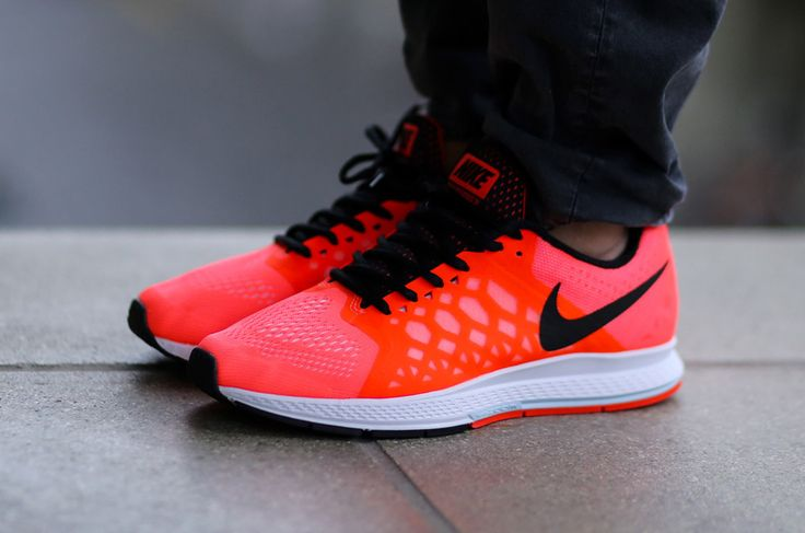 official photos 70a14 f57b4 ... mens nike zoom pegasus 31 pink yellow ...