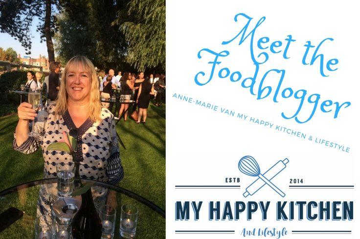 Meet the Foodblogger | Anne-Marie van My Happy Kitchen
