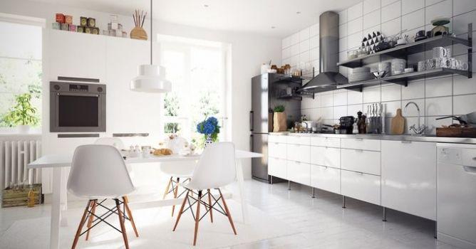 Making of Swedish kitchen - Evermotion.org