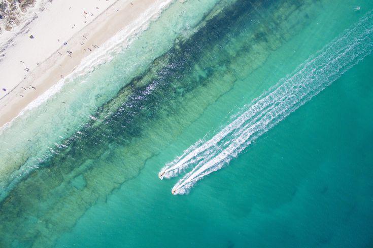 Wall Art | Aerial Photography | Print | Beach | Seascape | Swanbourne Beach | Western Australia | Jetski by sajdaerial on Etsy https://www.etsy.com/au/listing/514154220/wall-art-aerial-photography-print-beach