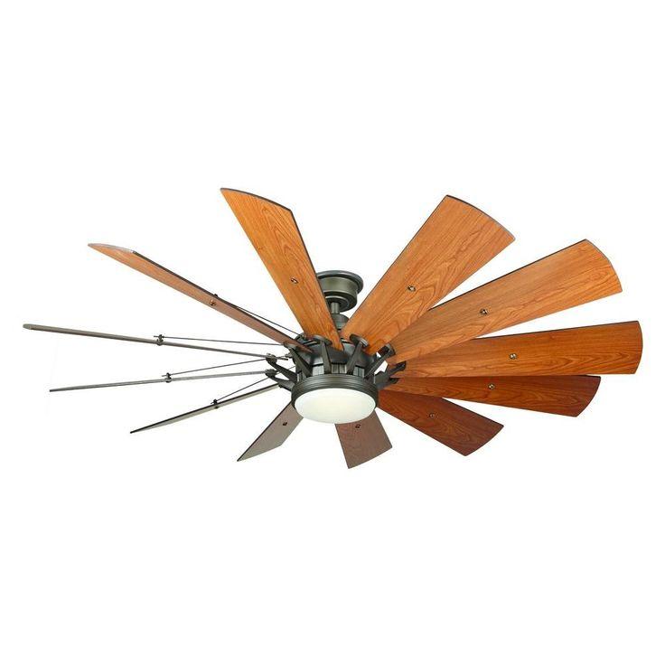 Farmhouse Ceiling Fans Home Depot: 17 Best Ideas About Windmill Ceiling Fan On Pinterest