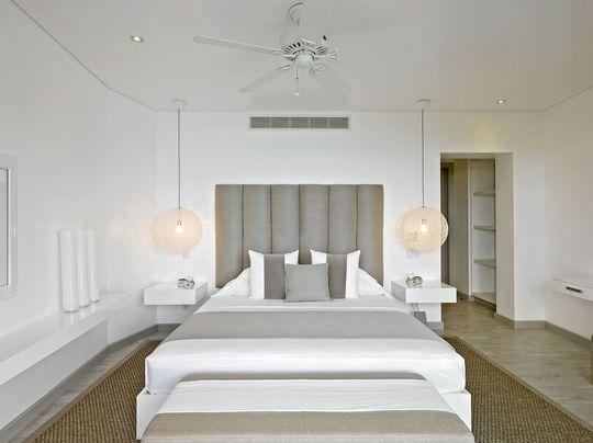 9 besten Chambres Bilder auf Pinterest Farben, Graues schlafzimmer - schlafzimmer einrichtung nachttischlampe