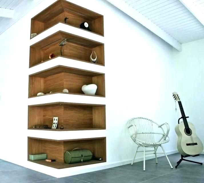 Pin By Julie Carmouche On Home In 2020 Shelves Home Decor Recessed Shelves
