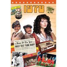 1978 DVD Card