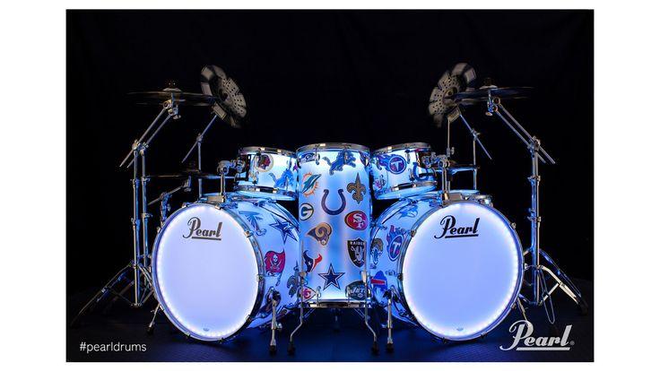 Alternative Drum Wrap Materials - CompactDrums | Vinyl graphics applied to drums