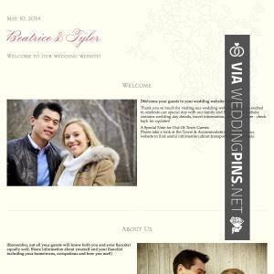 Like this - james maby wedding website | CHECK OUT MORE GREAT WEDDING WEBSITE PICS AT WEDDINGPINS.NET | #weddings #wedding #weddingwebsite #weddingwebsites #events #forweddings #hot #love #romance