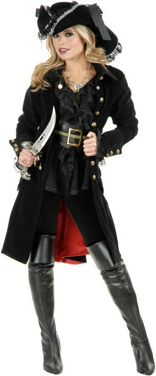 Pirate Vixen Costume - is this for real?!? ...