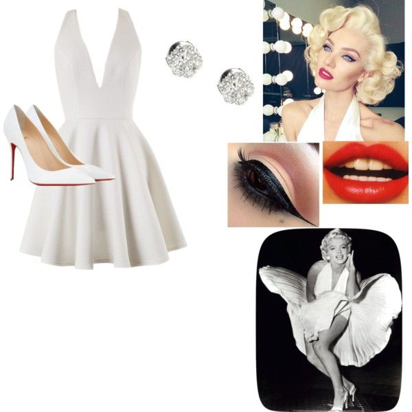 Image result for diy marilyn monroe costume