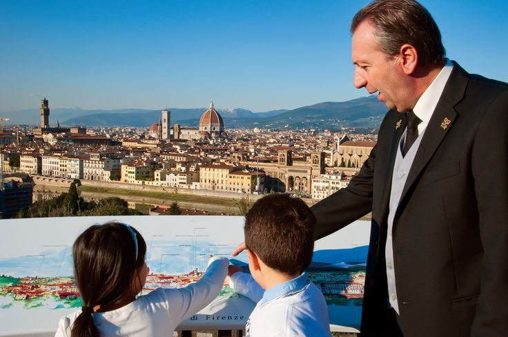 Our Kids' Concierge will uncover the best attractions in Florence to our little guests