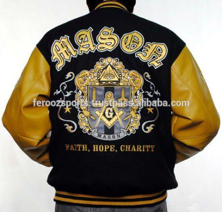Check out this product on Alibaba.com App:Masons Letterman Varsity Jacket Melton Woolen Pu sleeves Baseball jacket https://m.alibaba.com/Zriiaq