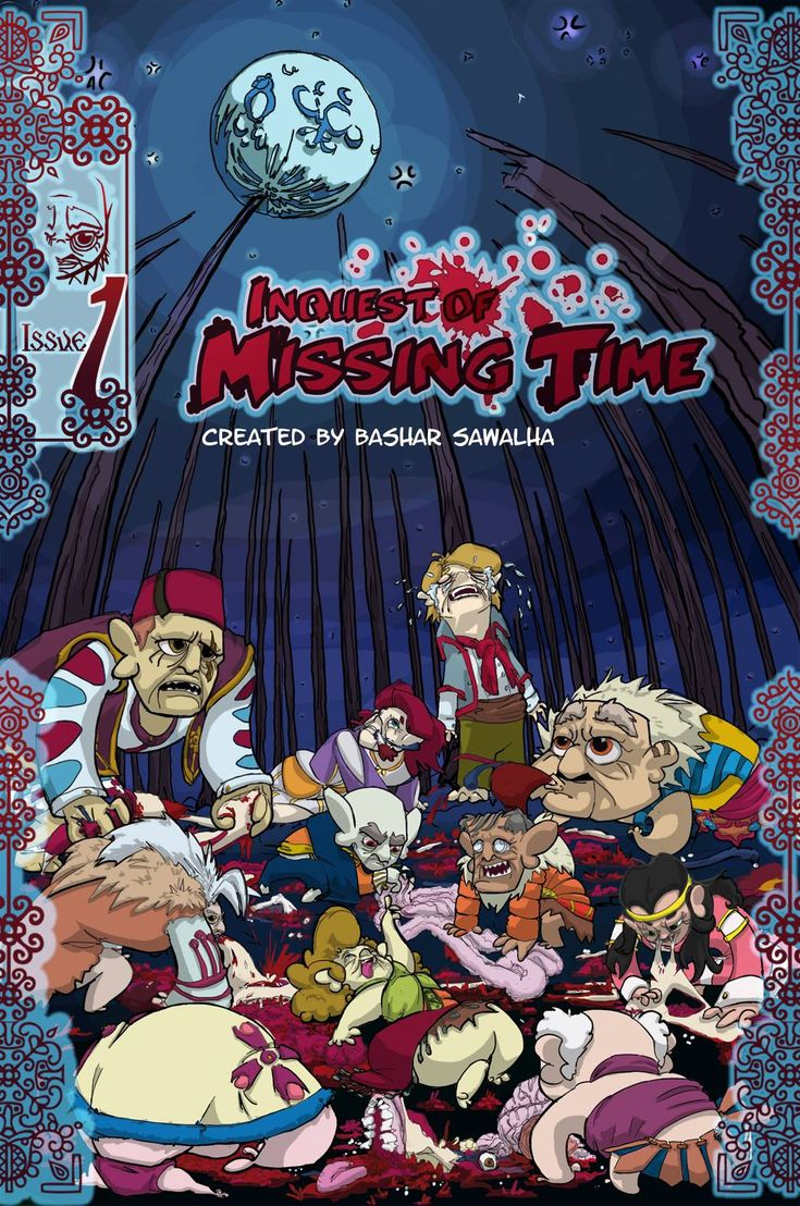 Cover of Inquest of Missing Time Vol 1